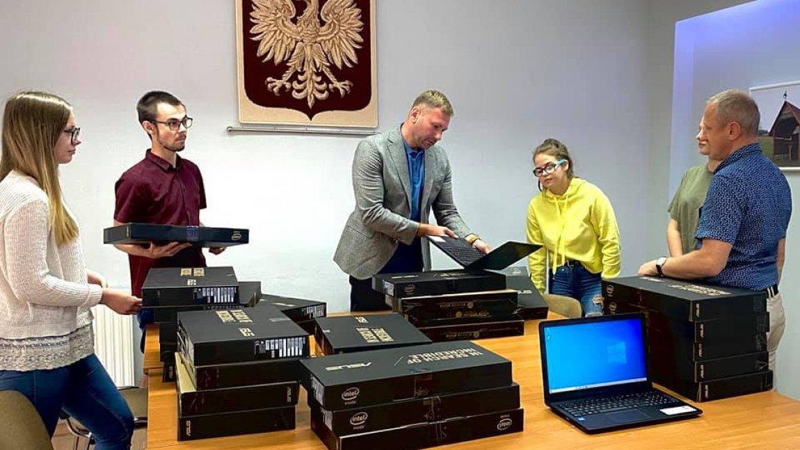 Kolejne Laptopy