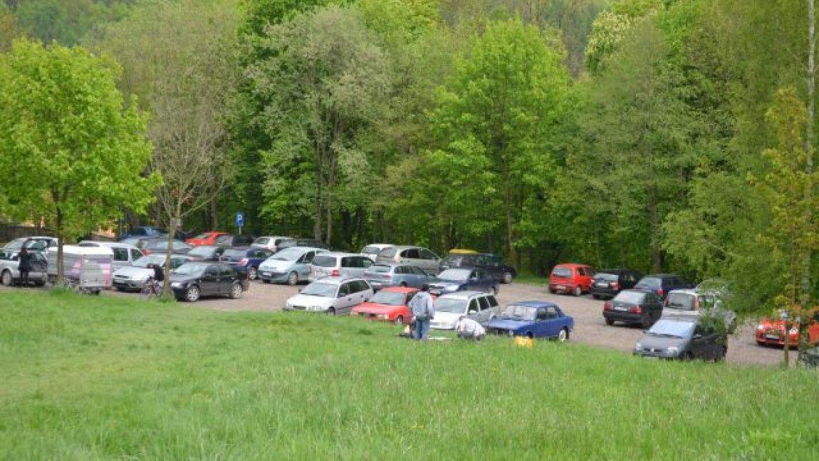 Parkingowy do Myśliborza