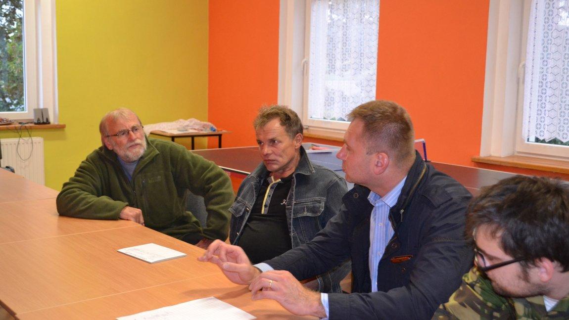 Zebranie w Sokolej