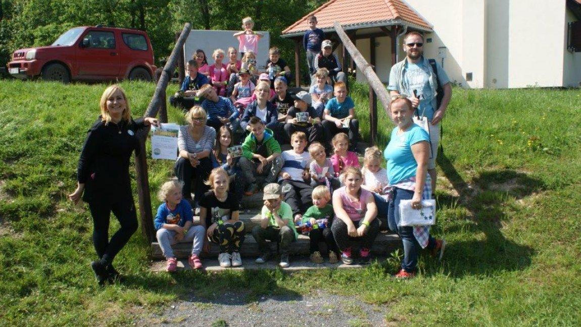 Piknik na Szlaku Trzech Wąwozów