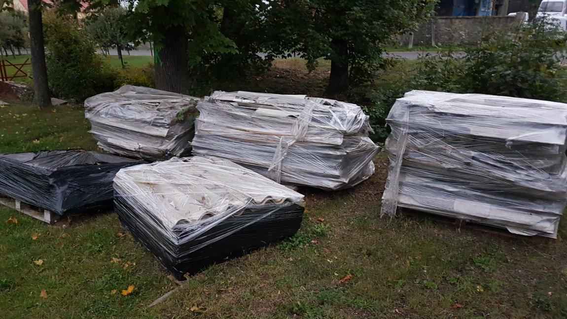 Przypominamy o naborze projektów azbestowych!