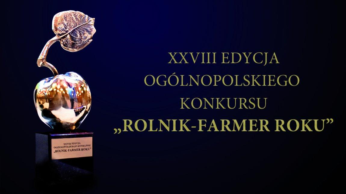 Ogólnopolski Konkurs  ROLNIK-FARMER ROKU