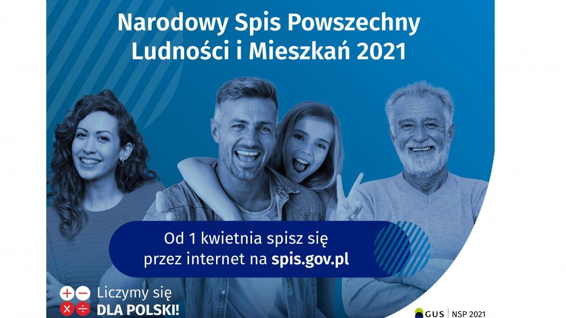 Wejdź na spis.gov.pl i spisz się przez Internet!