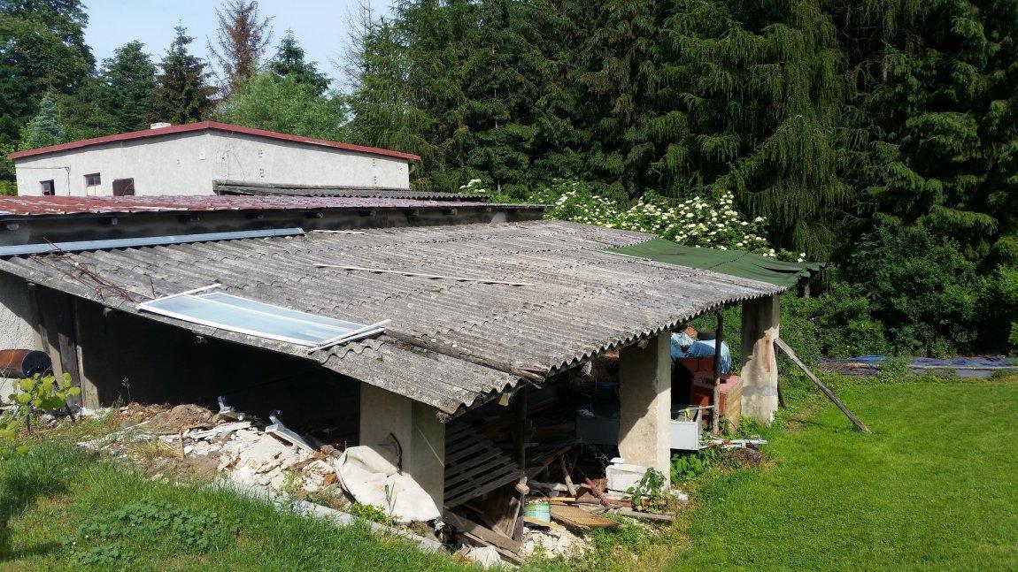 Mniej Azbestu – więcej ekologii
