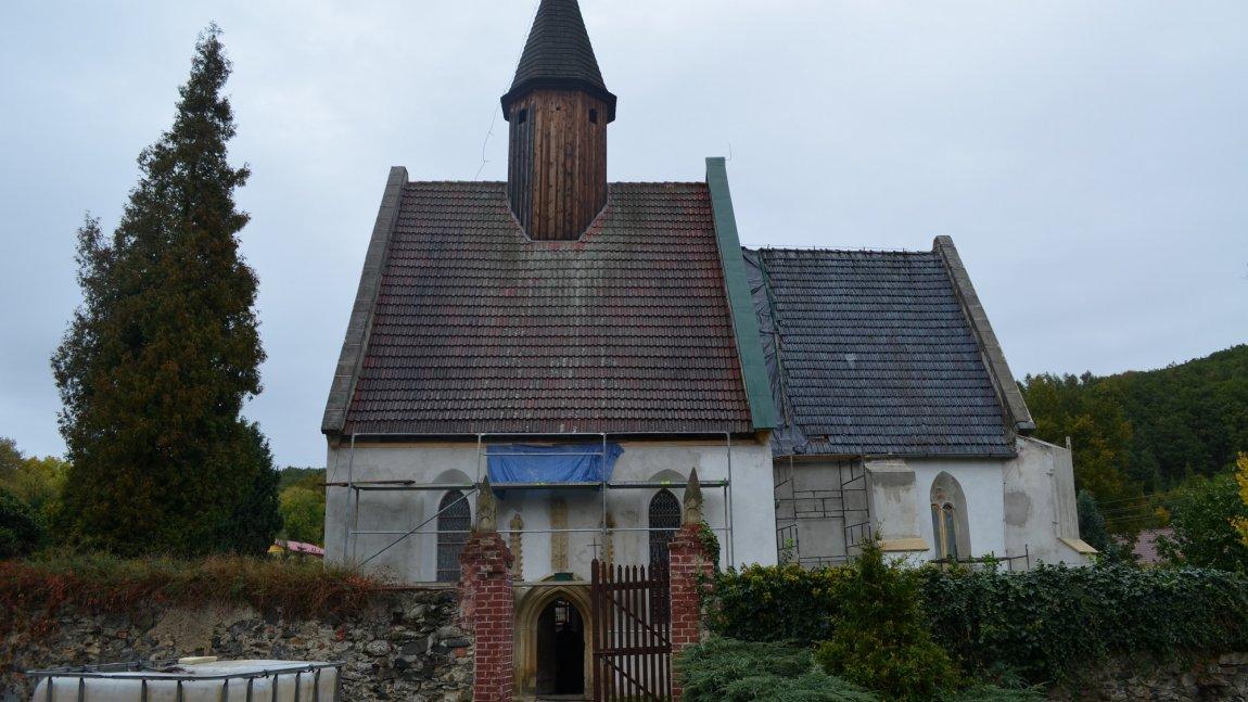 Remont Kościoła w Grobli