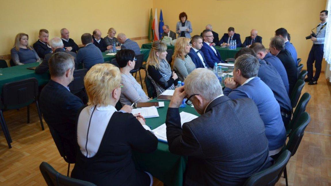 Rada Gminy uchwaliła budżet na 2018 rok