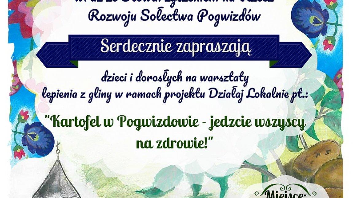 KGW Pogwizdów działa lokalnie!